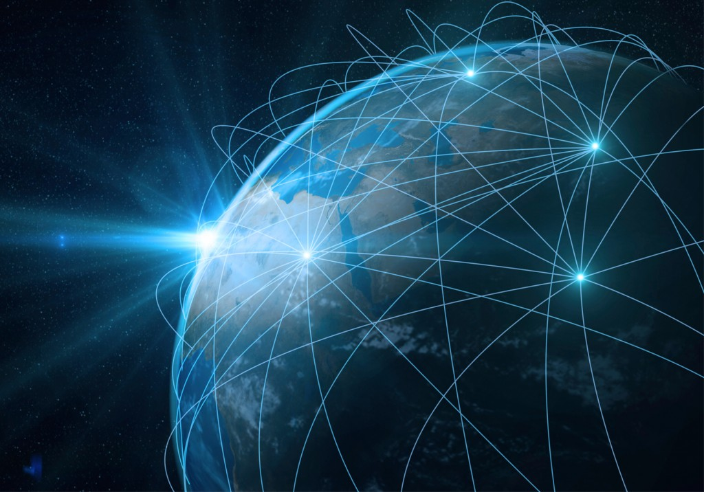 Global Influence — With our global solutions network, your reach is endless.